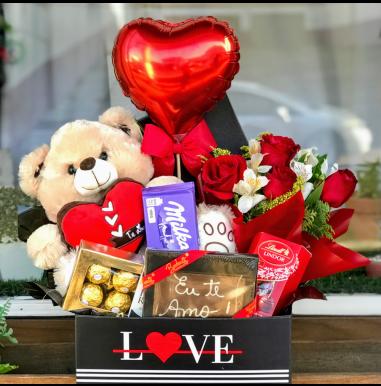 Caixa Love Premiums - Ref. FDN0016