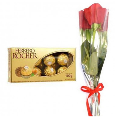 Rosa + Ferrero - Ref. FDN0034
